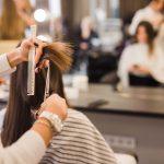 Ψαλίδα και φριζάρισμα μαλλιών - Κομμωτήριο Κιάτο - Linda's Creations